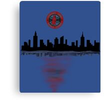 2016 chicago cubs world series winners Canvas Print