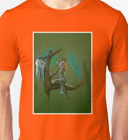 Elfe fantastic pastel sec 3 Unisex T-Shirt