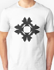 Jagged Flake Unisex T-Shirt