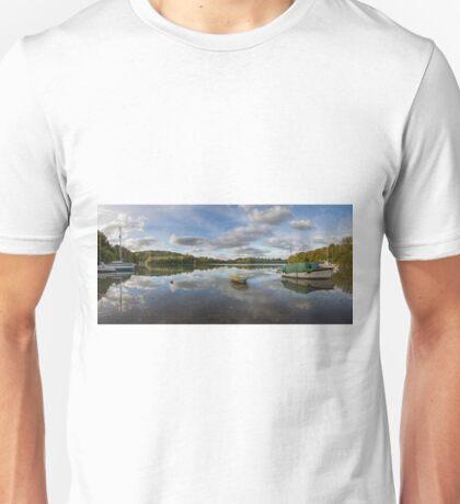 River  Dart Panorama Unisex T-Shirt
