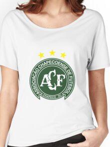 Chapecoense Football Club Women's Relaxed Fit T-Shirt