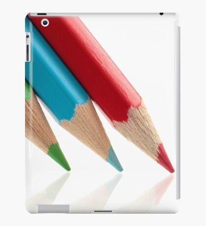 Coloured Pencils iPad Case/Skin