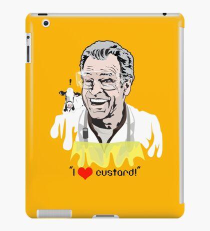 I Love Custard - Walter Bishop - Fringe iPad Case/Skin
