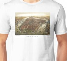 New York City - 1873 Unisex T-Shirt