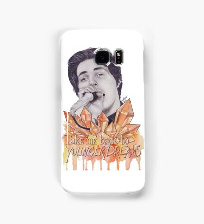 Trevor Wentworth: Younger Dreams Samsung Galaxy Case/Skin