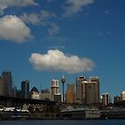 Sydney City by Toni McPherson