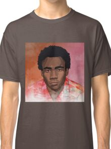 Childish Gambino Because the Internet T-Shirt Classic T-Shirt