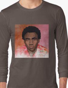 Childish Gambino Because the Internet T-Shirt Long Sleeve T-Shirt