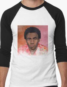 Childish Gambino Because the Internet T-Shirt Men's Baseball ¾ T-Shirt