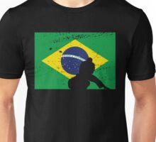 Brazilian Flag - BJJ Unisex T-Shirt