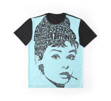 Breakfast at Tiffany's - My Fair Lady Graphic T-Shirt