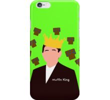 Muffin King iPhone Case/Skin