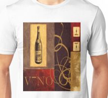 Taste of Italy Oil Painting Unisex T-Shirt
