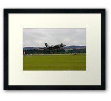 """""""The Mighty Vulcan"""" Framed Print"""