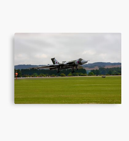 """""""The Mighty Vulcan"""" Canvas Print"""