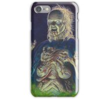 Henrietta Knowby (Evil Dead II) iPhone Case/Skin