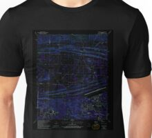USGS TOPO Map Arkansas AR Olmstead 259306 1987 24000 Inverted Unisex T-Shirt