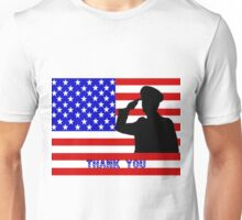 Thank You Unisex T-Shirt