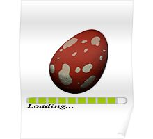 Ark Survival Evolved - Egg Loading Poster