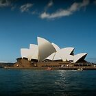 Sydney Opera House by Toni McPherson