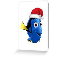 Dory - Merry Christmas Greeting Card