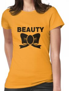 Heidi's Beauty T-Shirt Womens Fitted T-Shirt