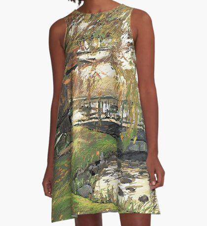 Esplanade 3 A-Line Dress