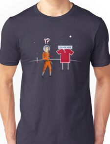Welcome to Planet T Unisex T-Shirt