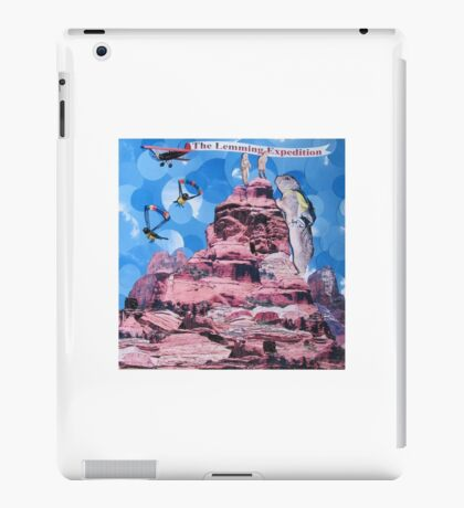 The Lemming Expedition iPad Case/Skin