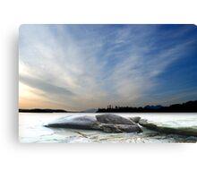 Beaches 10 Canvas Print