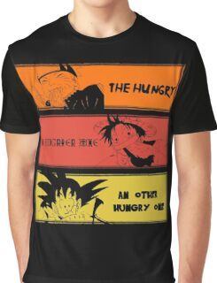 Hungry teammates! Graphic T-Shirt