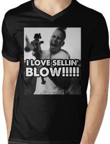 I LOVE SELLIN' BLOW!!!!!!!!! Mens V-Neck T-Shirt