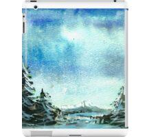 Heavenly Valley iPad Case/Skin