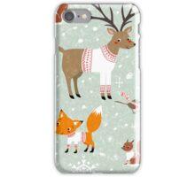 snowday iPhone Case/Skin