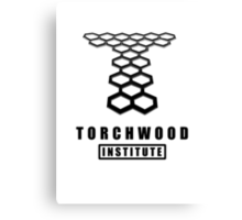 Torchwood institute Canvas Print
