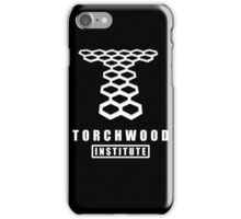 Torchwood institute - dr who iPhone Case/Skin