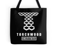 Torchwood institute - dr who Tote Bag