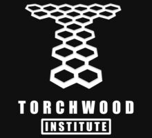 Torchwood institute - dr who by Pickadree