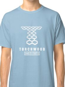 Torchwood institute - dr who Classic T-Shirt
