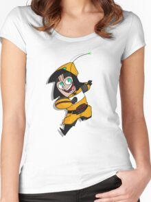 Hey, Minion! Women's Fitted Scoop T-Shirt