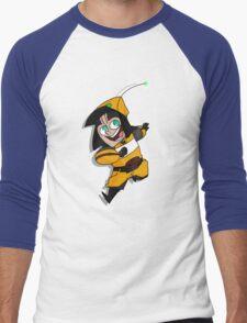 Hey, Minion! Men's Baseball ¾ T-Shirt