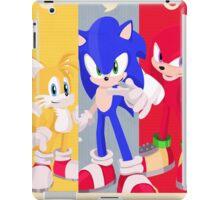 Team Sonic - Sonic the Hedgehog iPad Case/Skin
