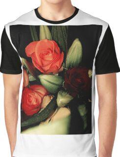 Beautiful roses boy  Graphic T-Shirt