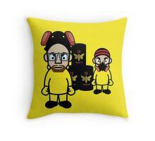 Walt & Jesse - Cloud Nine Throw Pillow