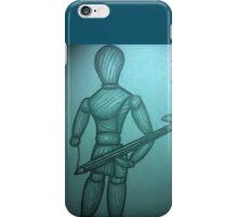 Azure Mannequin iPhone Case/Skin
