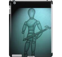 Azure Mannequin iPad Case/Skin