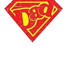 Super Dad by grafoxdesigns