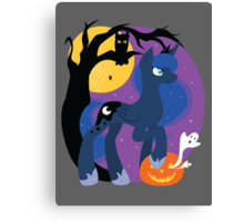 Nightmare Night Canvas Print