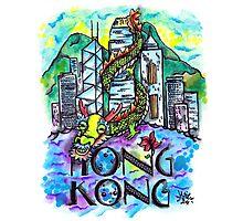 HongKong Photographic Print
