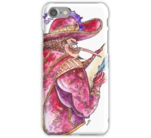 Find your inner Cyrano! iPhone Case/Skin